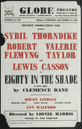 Globe Theatre. Eighty in the Shade. Clement Dane. Sybil Thorndike. Flemyng 1959